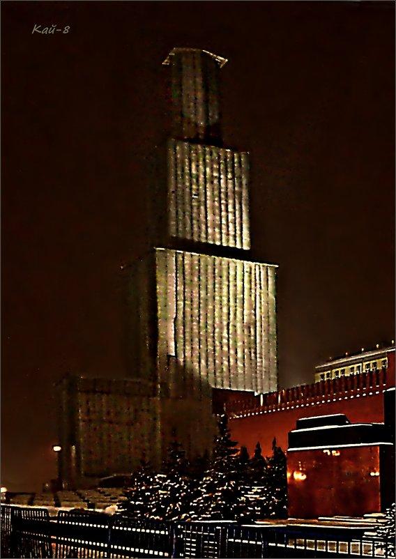 Спасская башня. Реставрация... - Кай-8 (Ярослав) Забелин