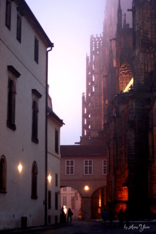 Прага. Храм Ллос - Анна Янн