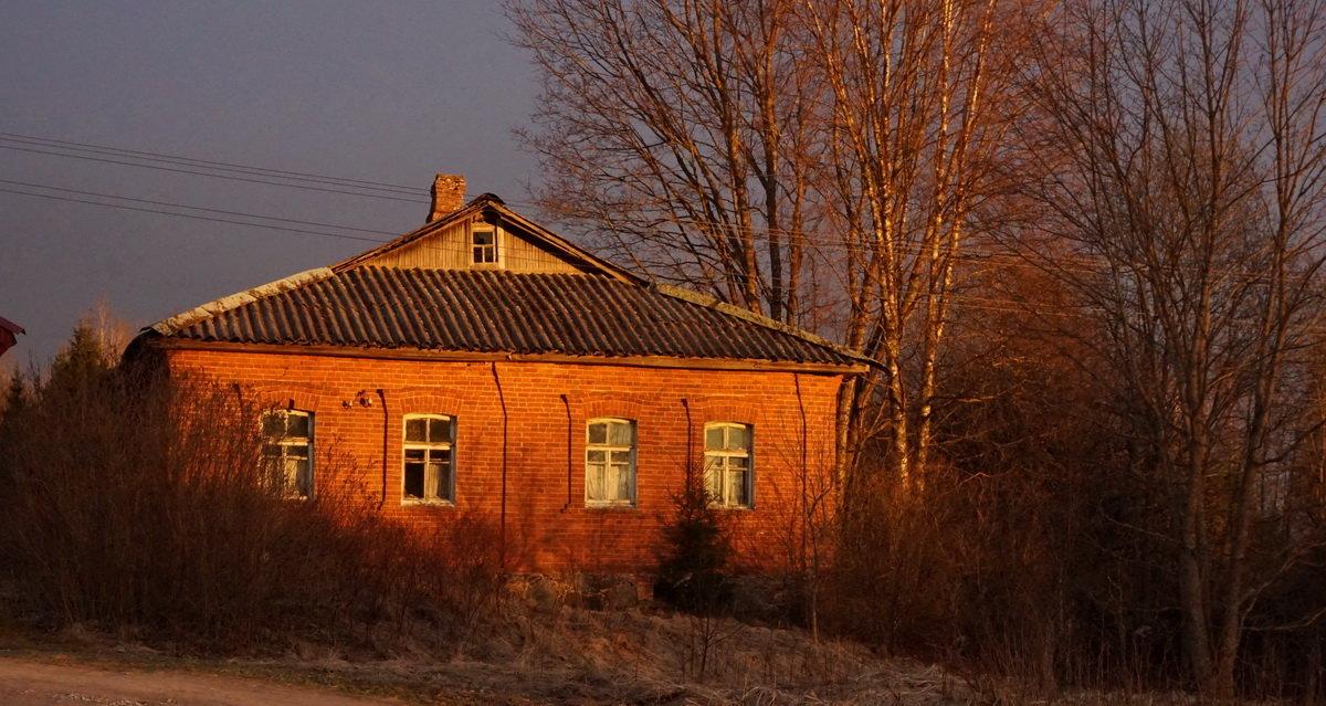Деревенская архитектура - Владимир Гилясев