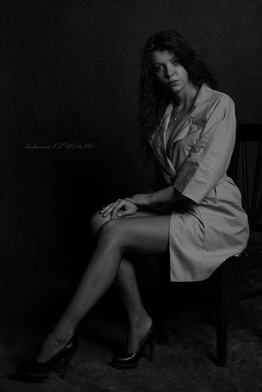 портрет - Олег Белоус