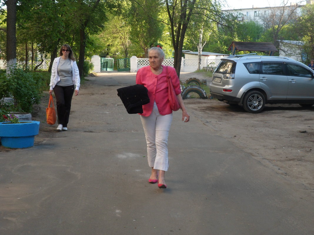 Гламурная леди - Галина Дашевская