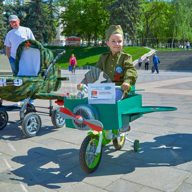 Дети ко дню Победы - Николай Николенко