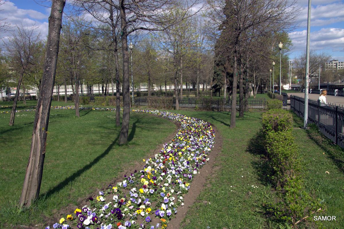 Пришла весна - Валерий Самородов
