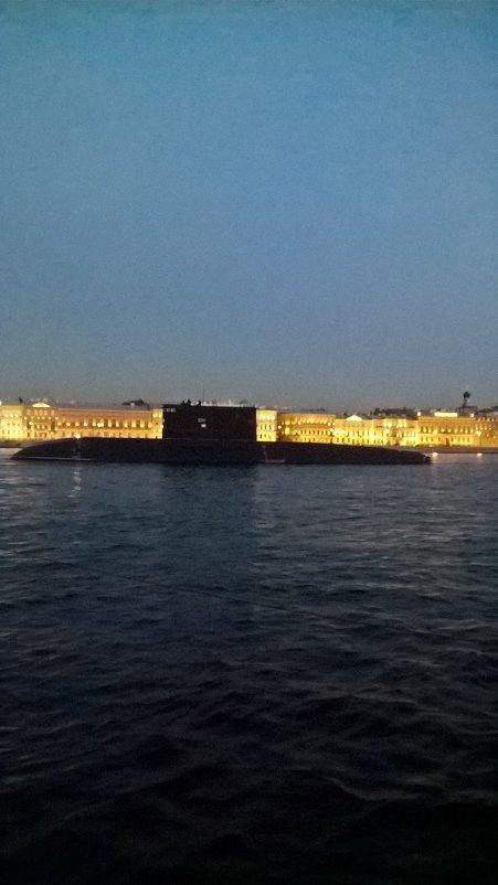 Подводная лодка - Митя Дмитрий Митя