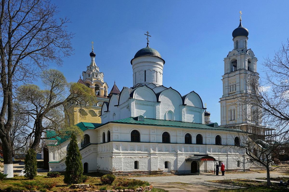 Свято-Благовещенский женский монастырь. Киржач. - Юрий Шувалов