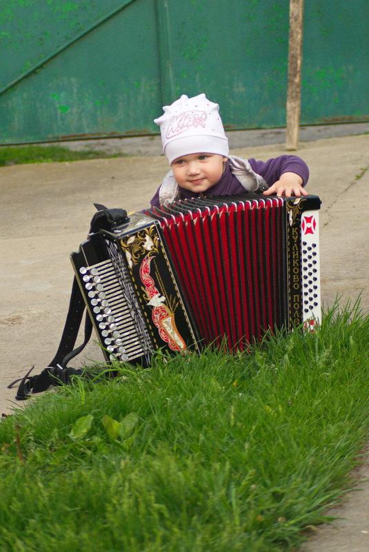 Играй гармонь, играй! - Олег