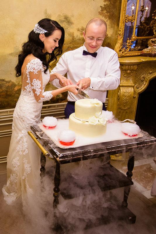Свадебная съемка (банкет) - Николай Сардаев
