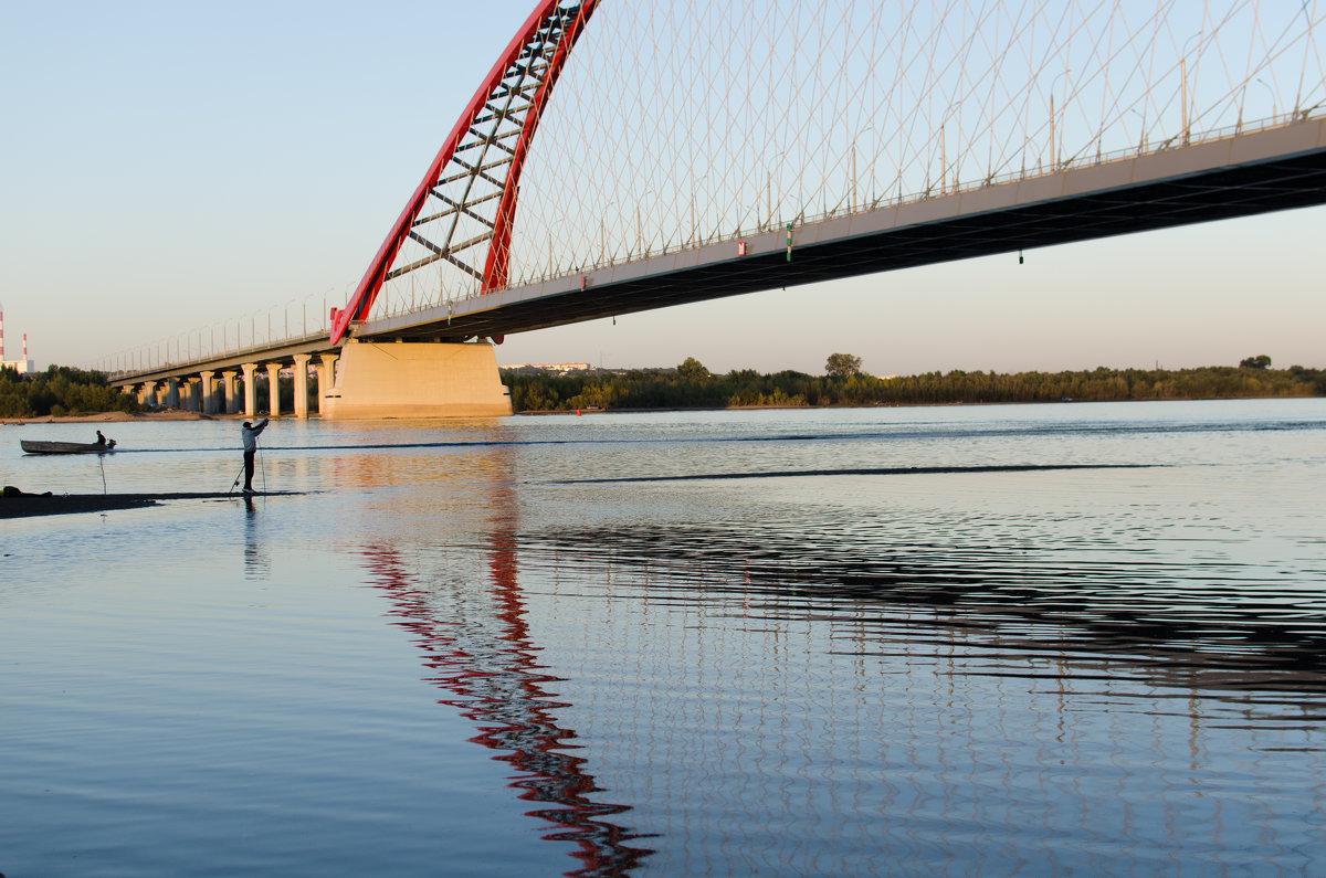 Мост - Дмитрий Меркурьев