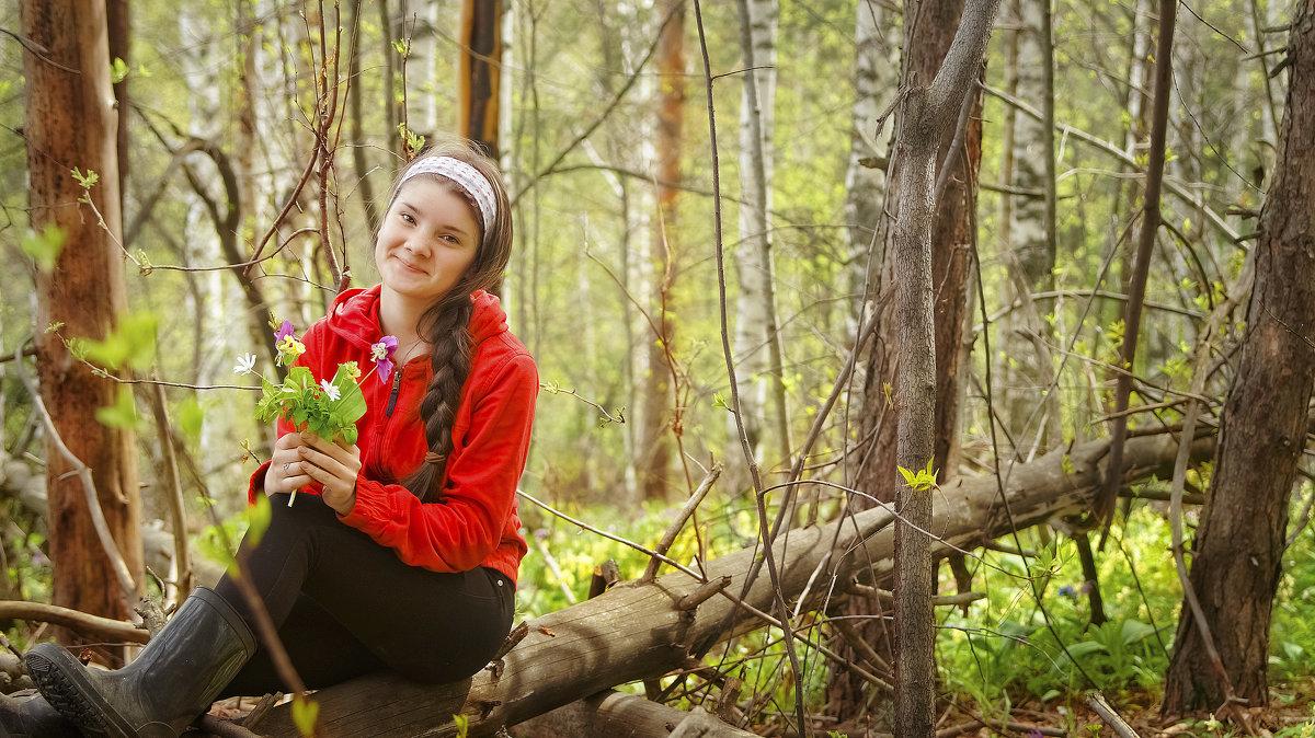 В лесу... - Olga Rosenberg