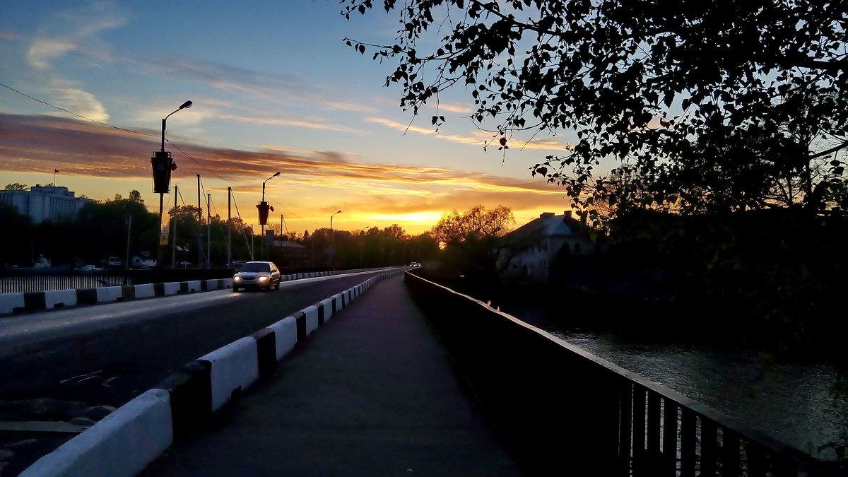 Крепостной мост - Светлана