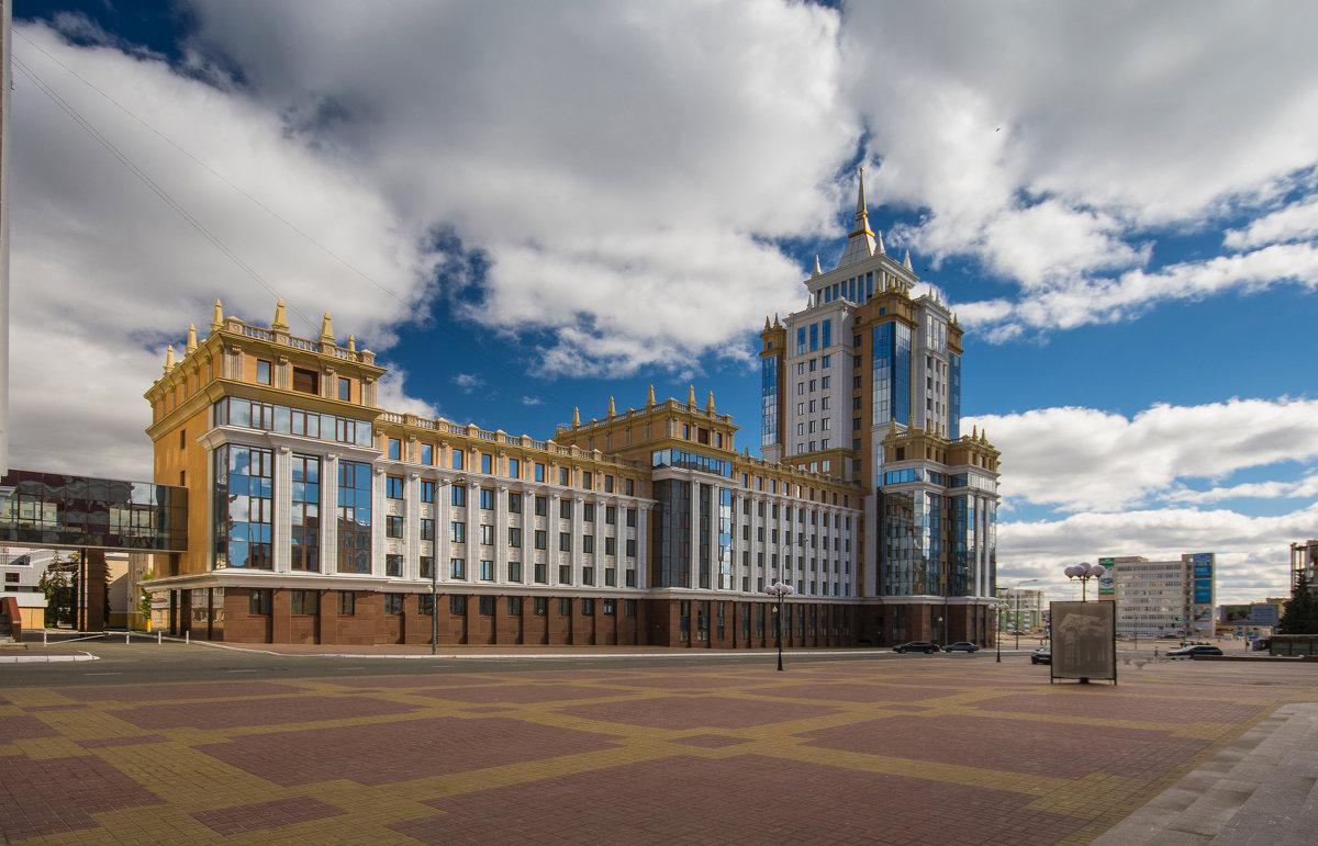 Саранск - Андрей Ванин