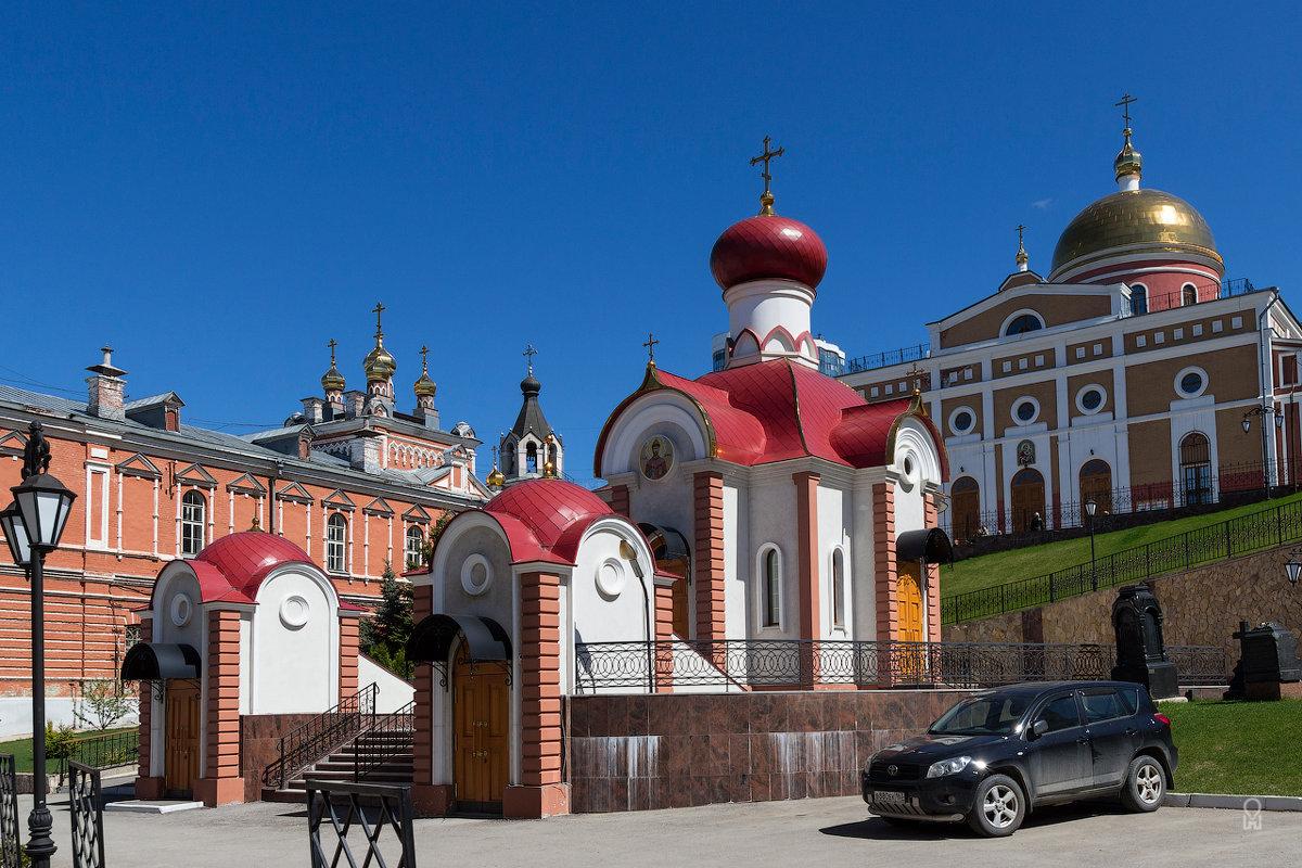 Часовня царских новомучеников - Олег Манаенков