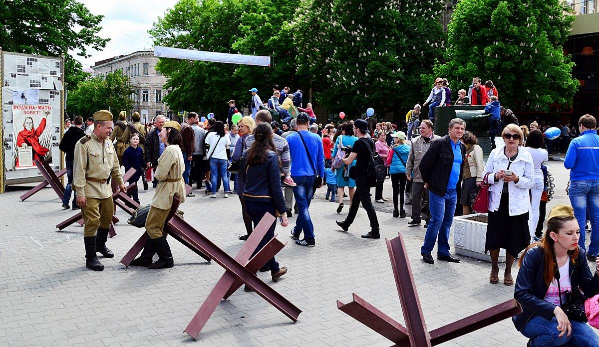 Праздник Победы - Владимир Болдырев