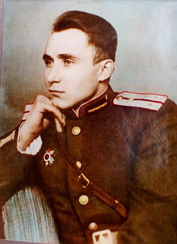 Мой бессмертный полк. Отец в парадном мундире - Александр Прокудин