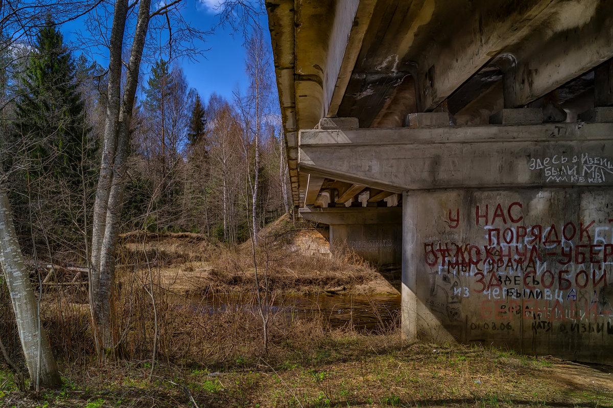 Мост. - Евгений Иванов