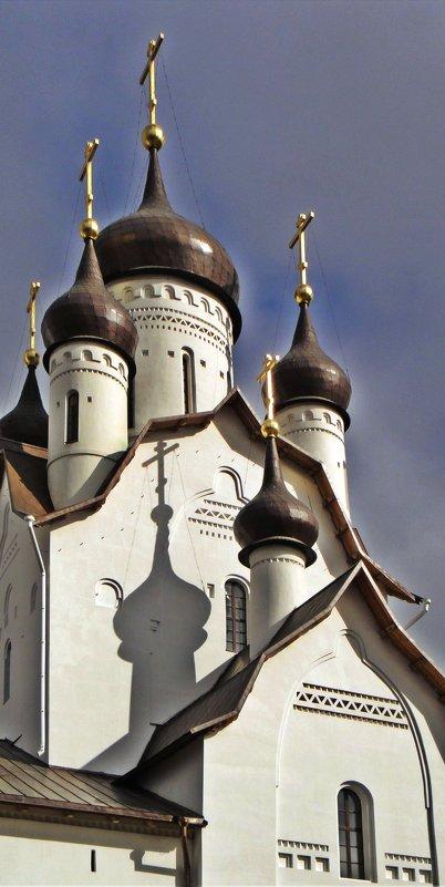 Храм Святого Первоверховного Апостола Петра в Веселом Поселке - Елена Павлова (Смолова)