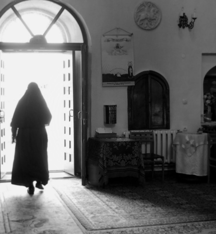 монахиня N - Ирина