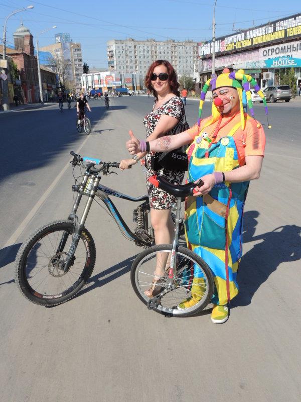 Виды велотехники - Евгения Чередниченко