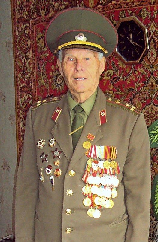 Дедушка (1918-2013) - Tata Wolf