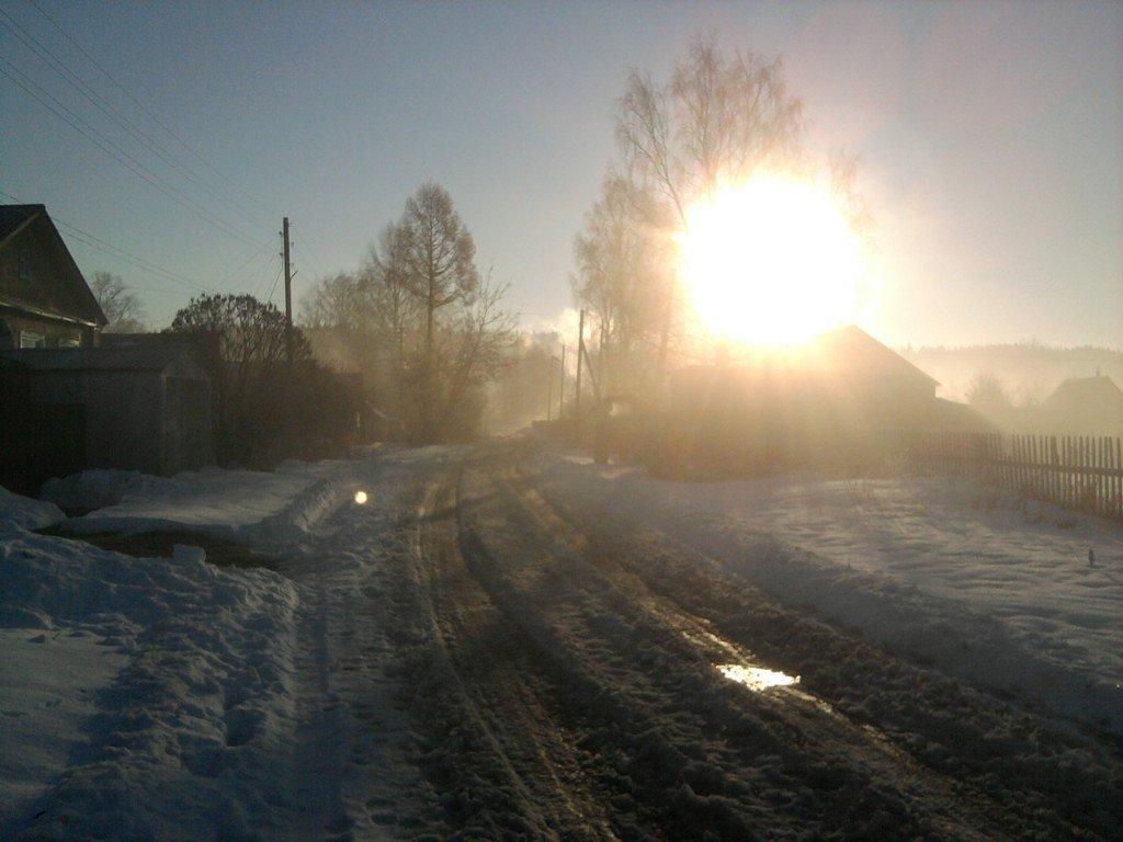 Солнце встает. - Марина Китаева