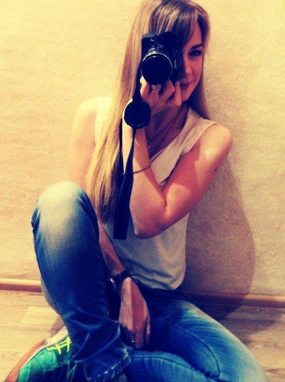 сам себе фотограф))) - Виктория рахманова