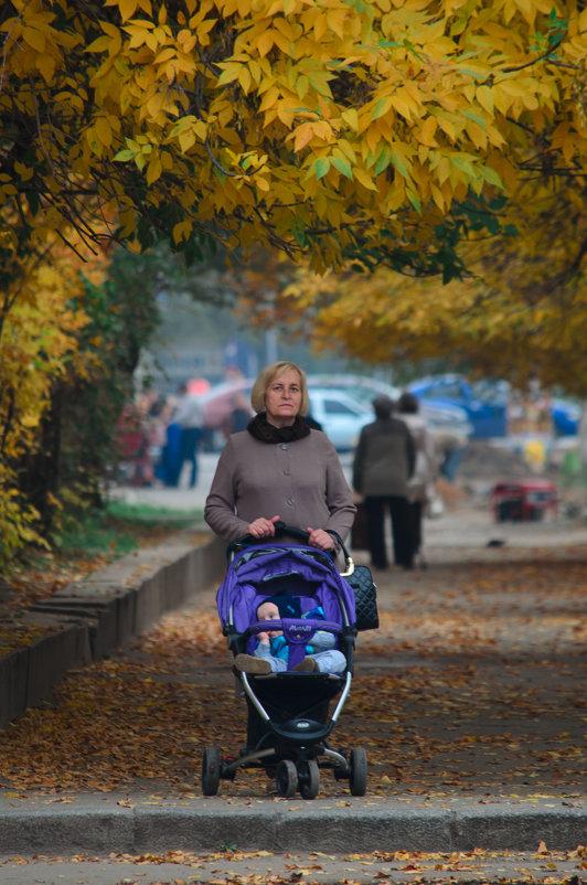 Золото осени - Тамара Гереева