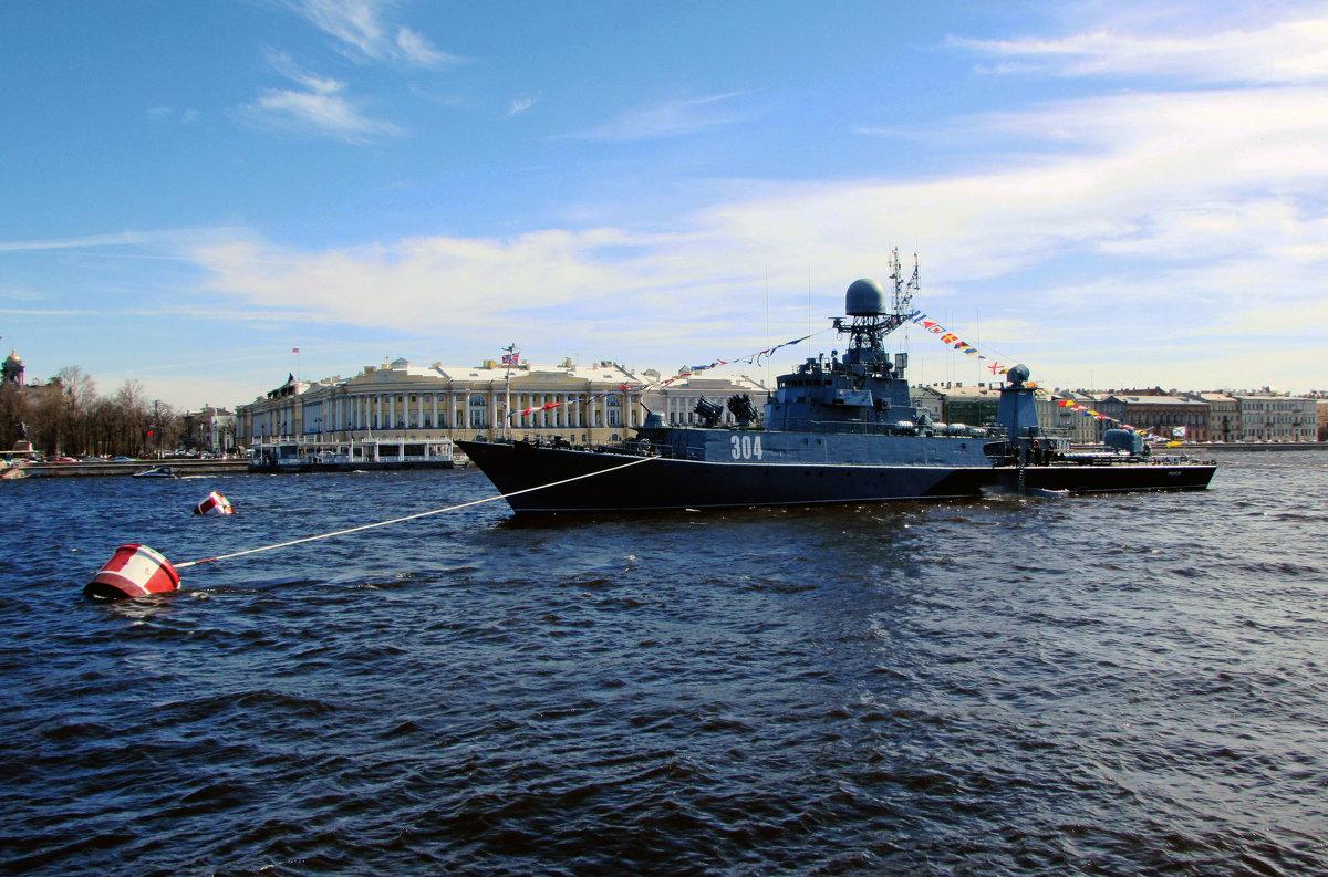 Ещё 5 мая на  Неве - Ирина Румянцева