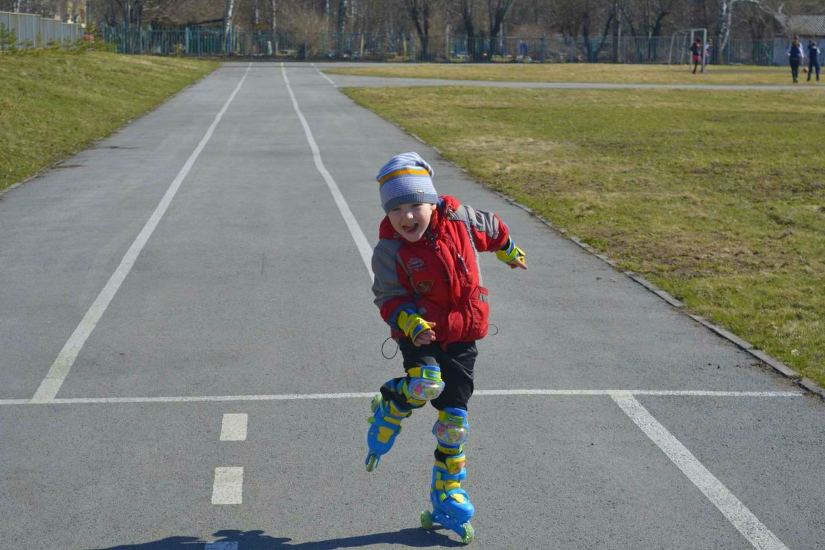 спорт в удовольствие - Виктория рахманова