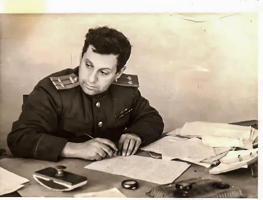 Мой отец - Евгений Дубинский