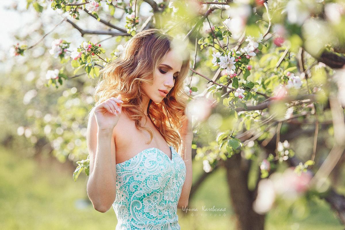 Весеннее - Ирина Kачевская