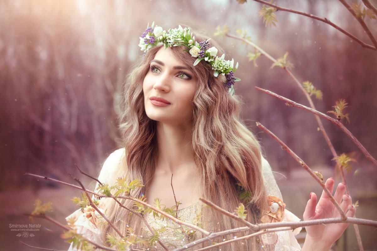"""""""The Spring"""" - Фотохудожник Наталья Смирнова"""