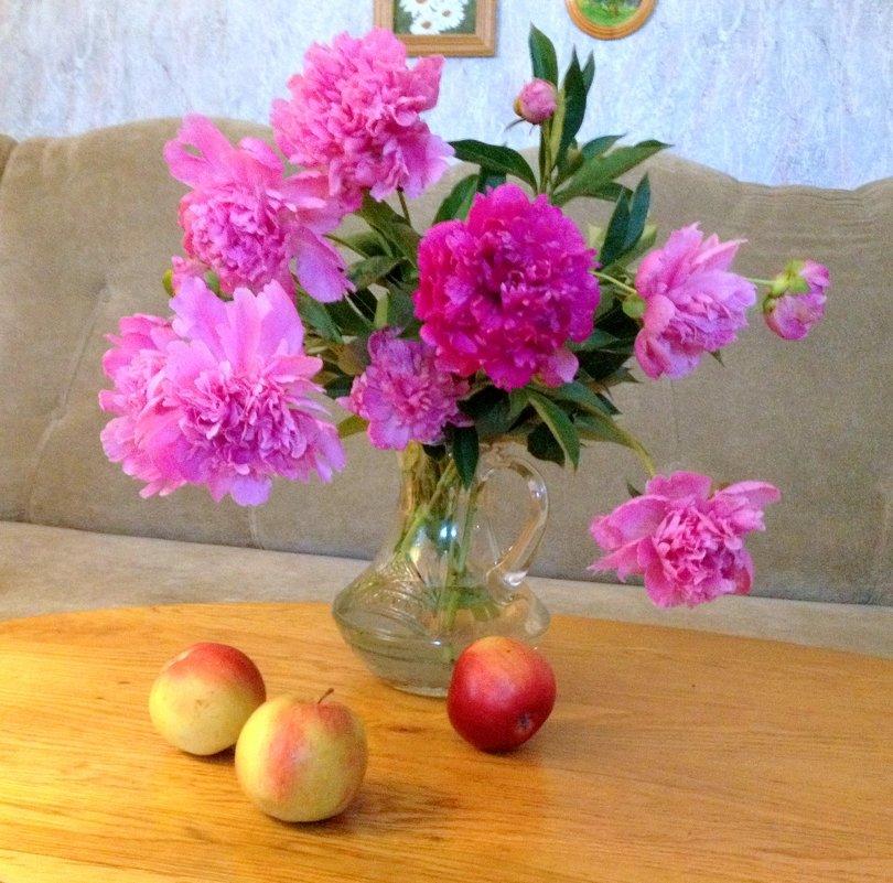 Цветы моего сада. - Валентина Богатко