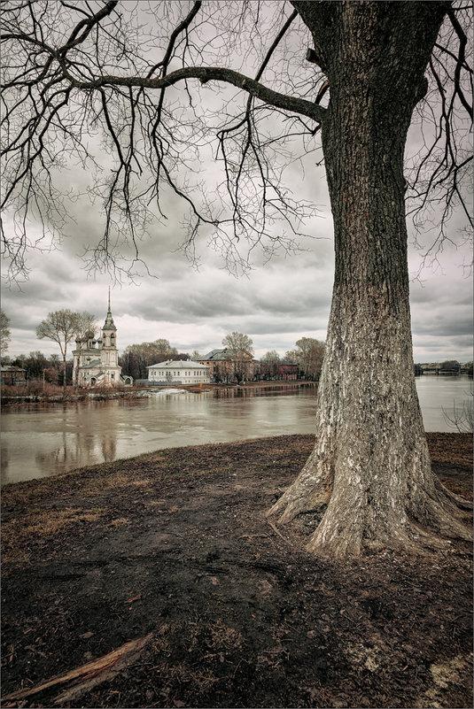 Городской пейзаж... - Александр Никитинский