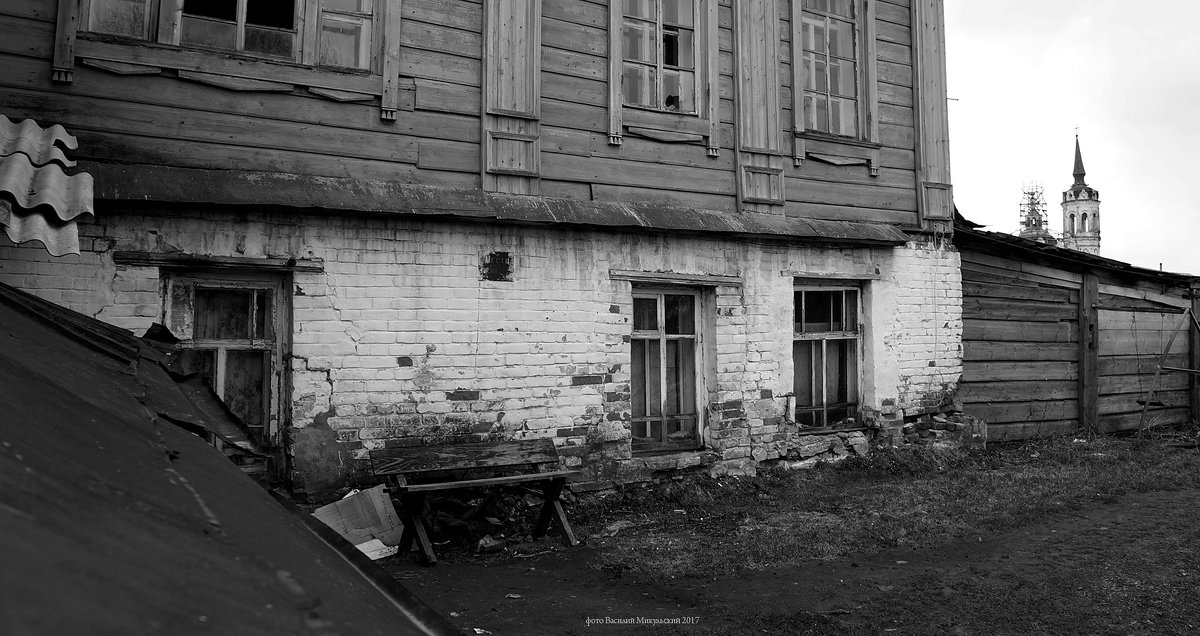Тобольск - Василий Микульский