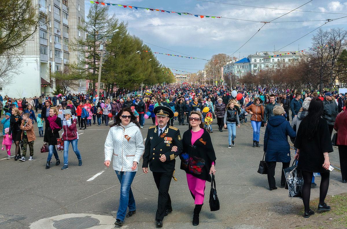 9 Мая 2017г. Комсомольск-на-Амуре. - Виктор Иванович