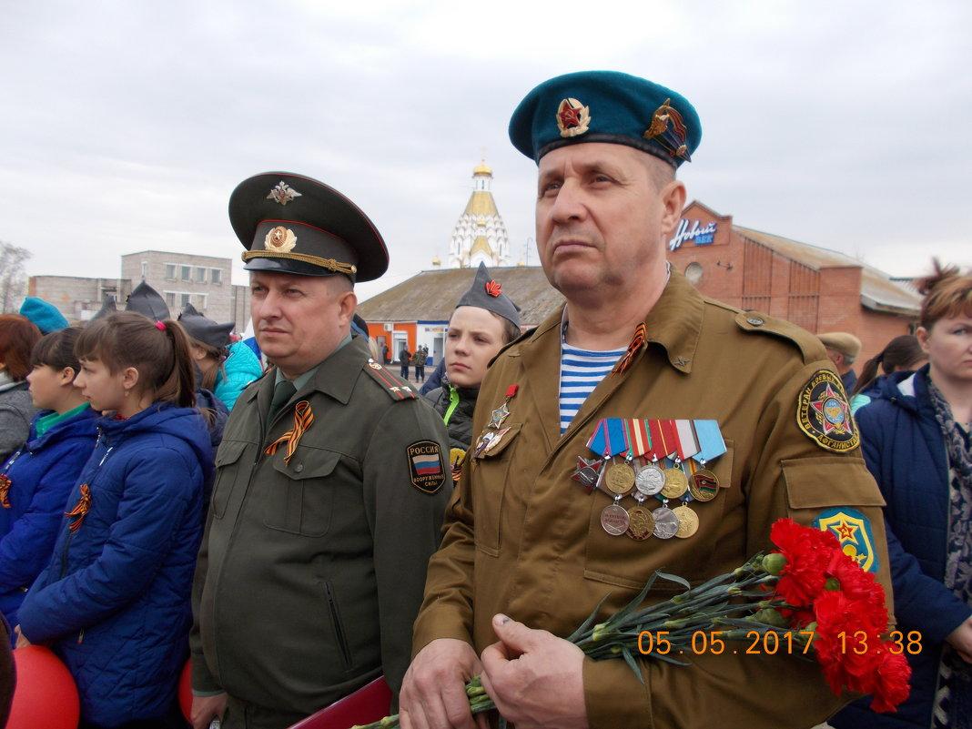 День Победы! - Лариса Рогова