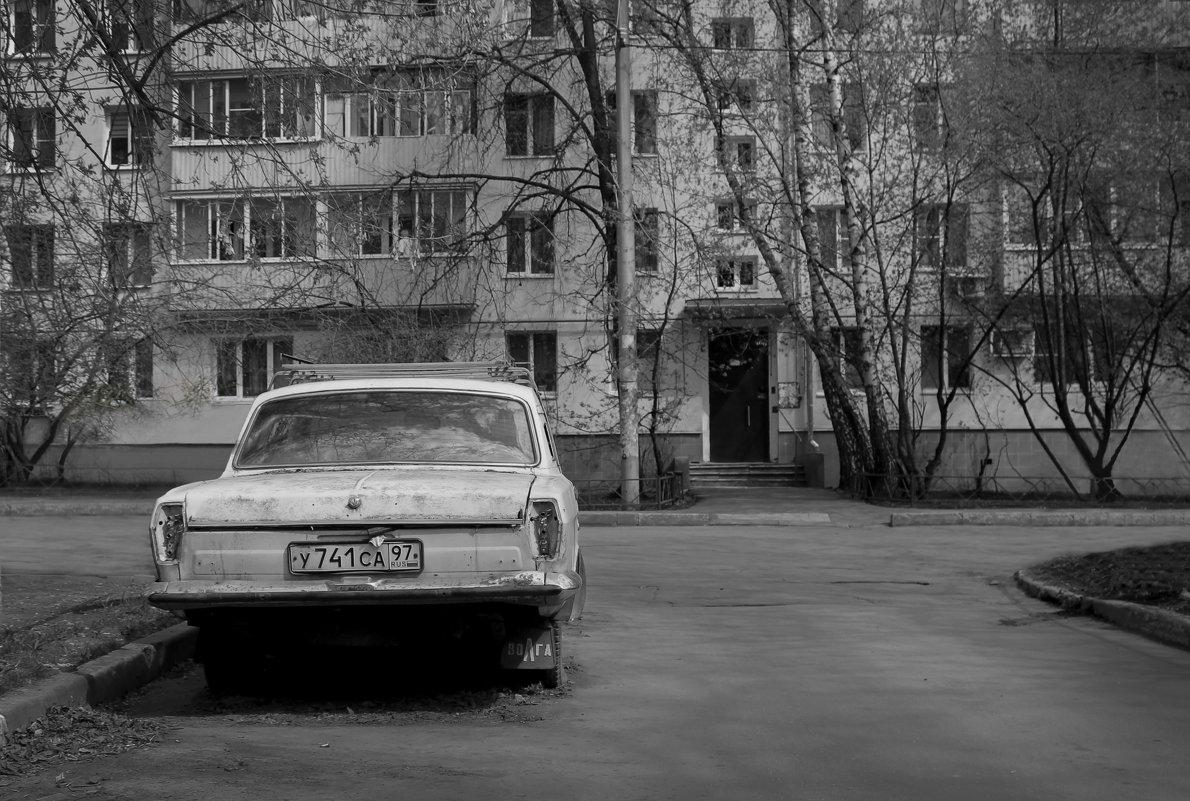 Волга ч/б - Лилия Кондратьева