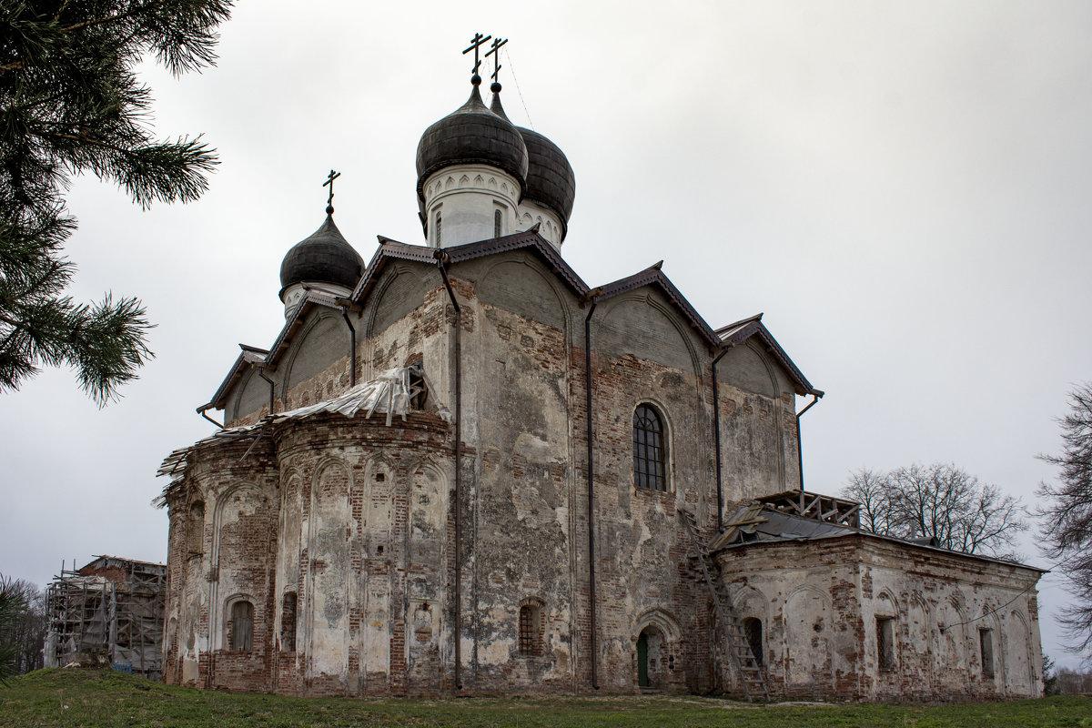 Троицкий собор - Ольга Лиманская