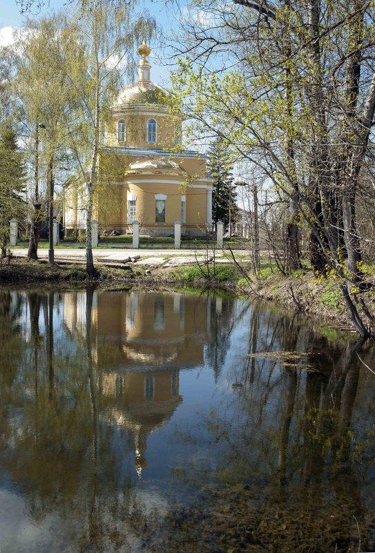 Клин, Храм Преображения в Селенском - Вячеслав