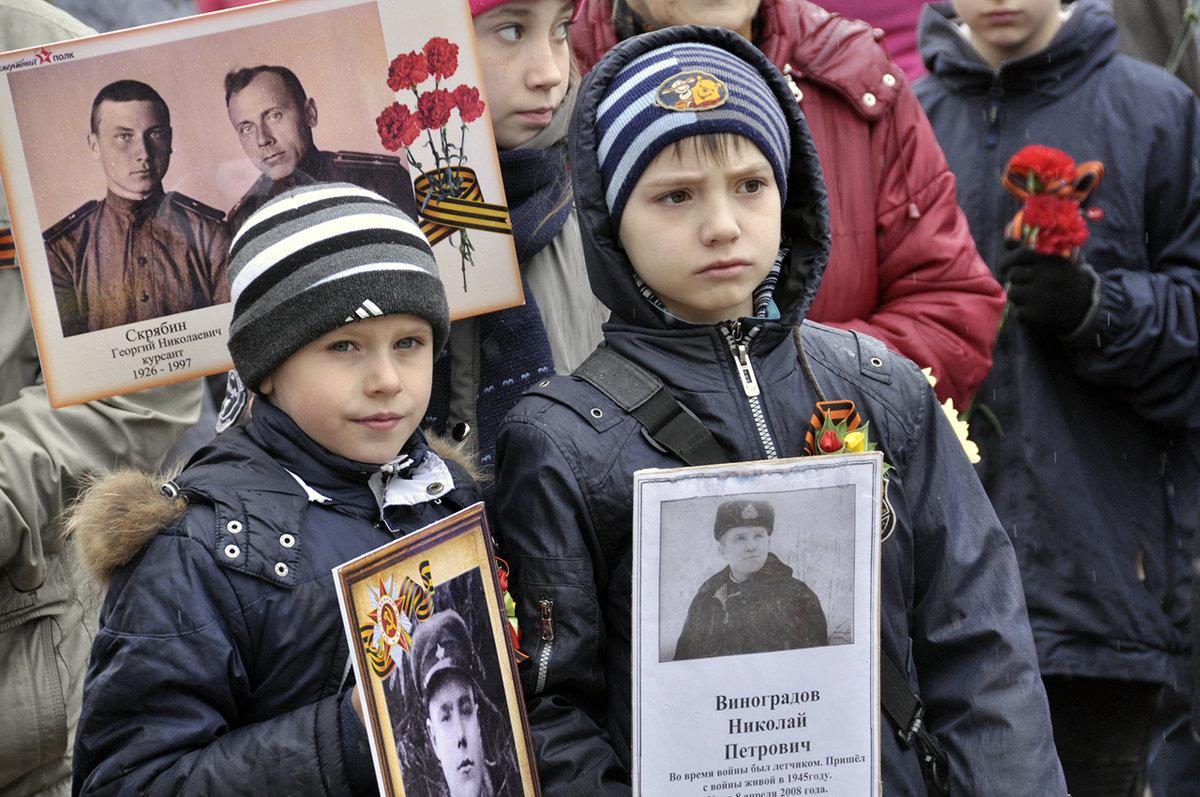 День Победы 9 мая 2017 - Галина Сафиулина