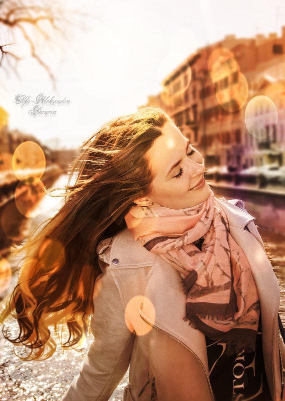 Долгожданное солнце - София-Александра Леонова