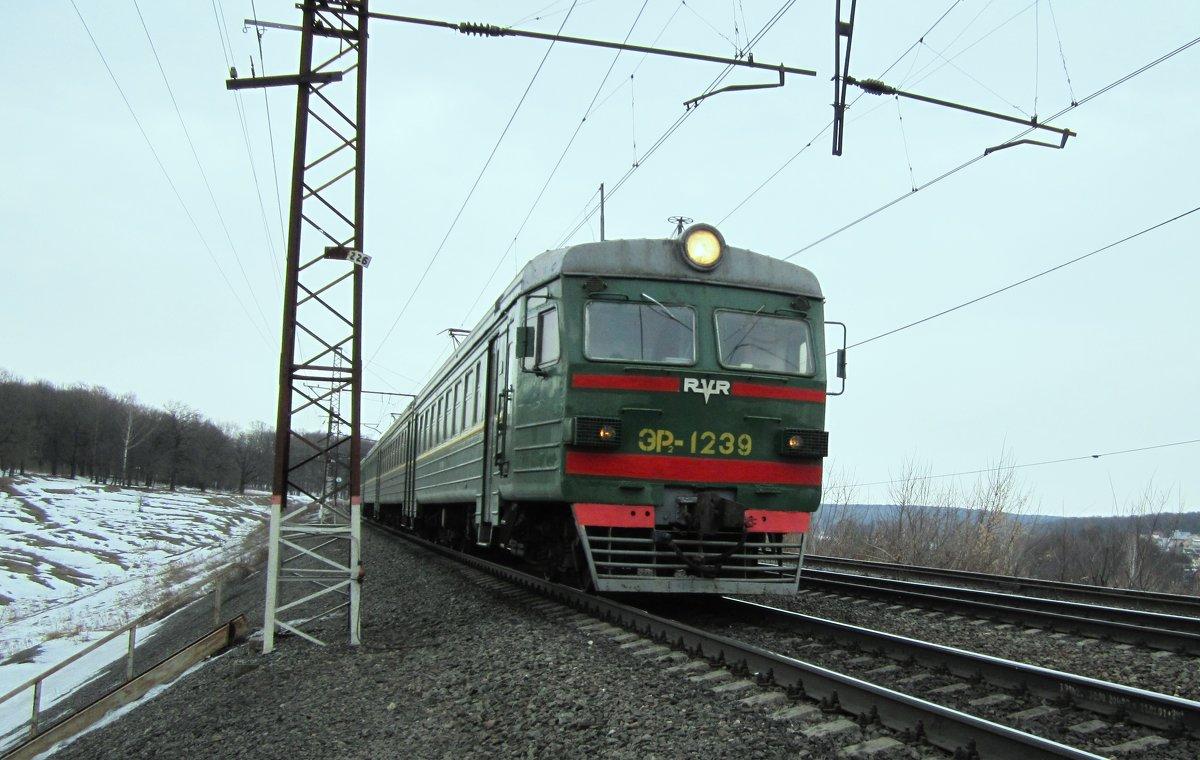 ЭР2 - 1239 - Сергей Уткин