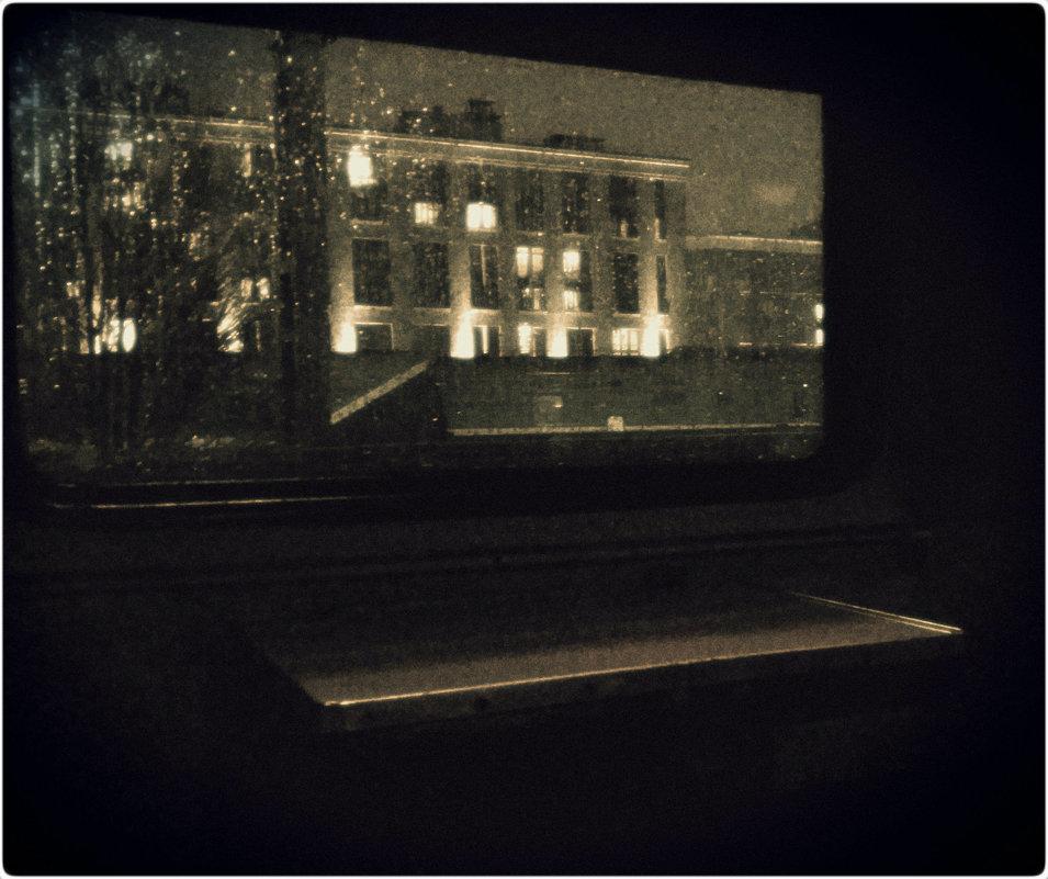 ...а за окном дождь - Sasha Ryazantsev