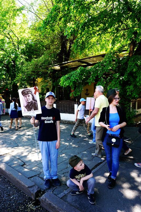 Алматы.  9 мая 2017 года. - Murat Bukaev