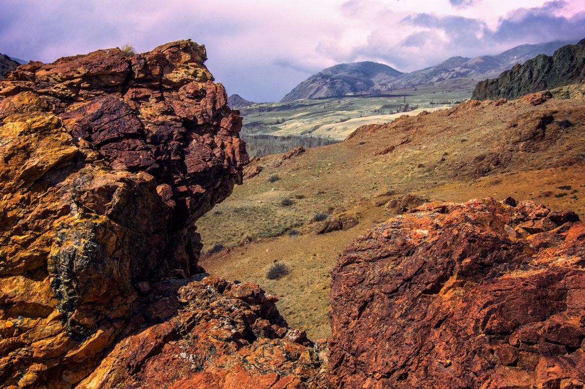 Небо Марса. Горный Алтай - Нина