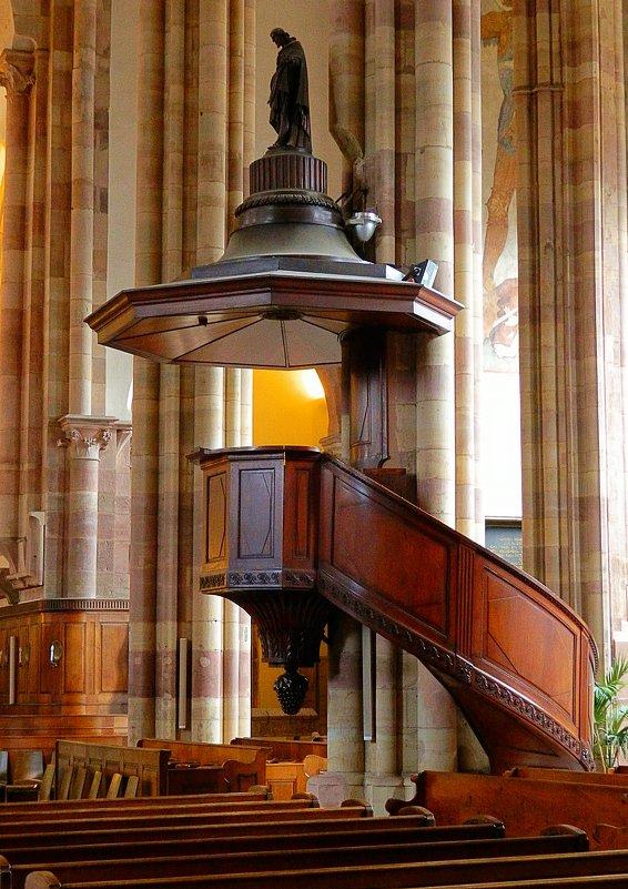 Церковь Святого Павла (Église Saint-Paul) - Александр Корчемный