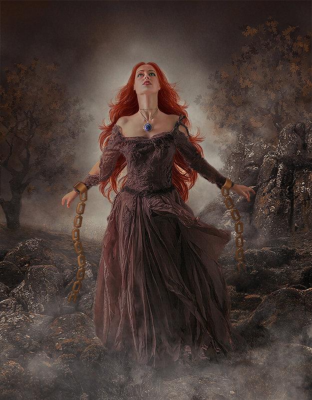 Ведьма - Лариса