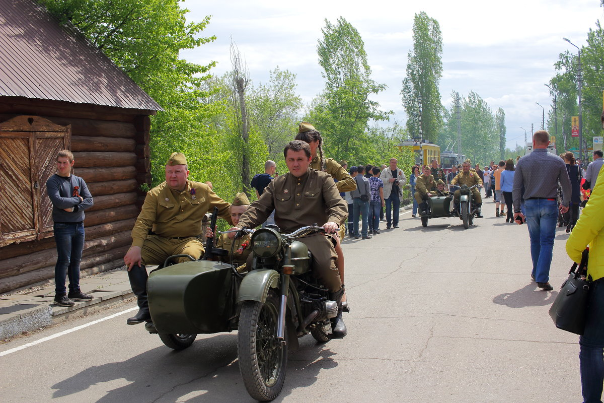 Дорогами Победы - Сергей