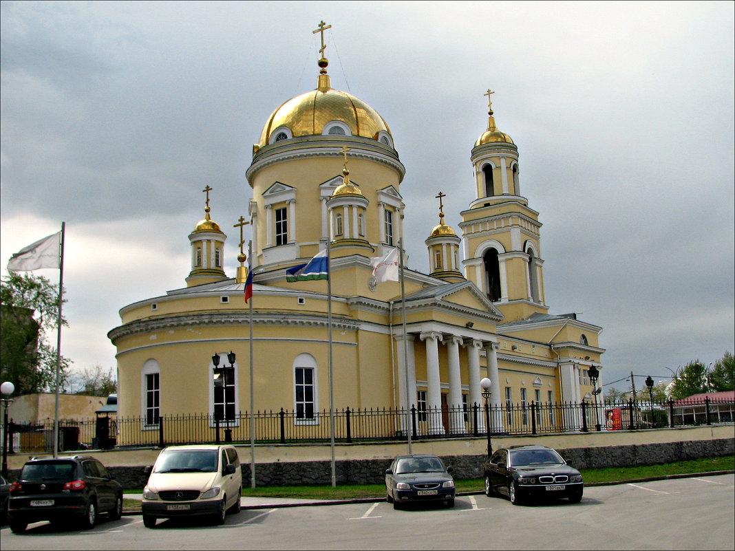 Свято-троицкий кафедральный собор в Екатеринбурге - Leonid Rutov