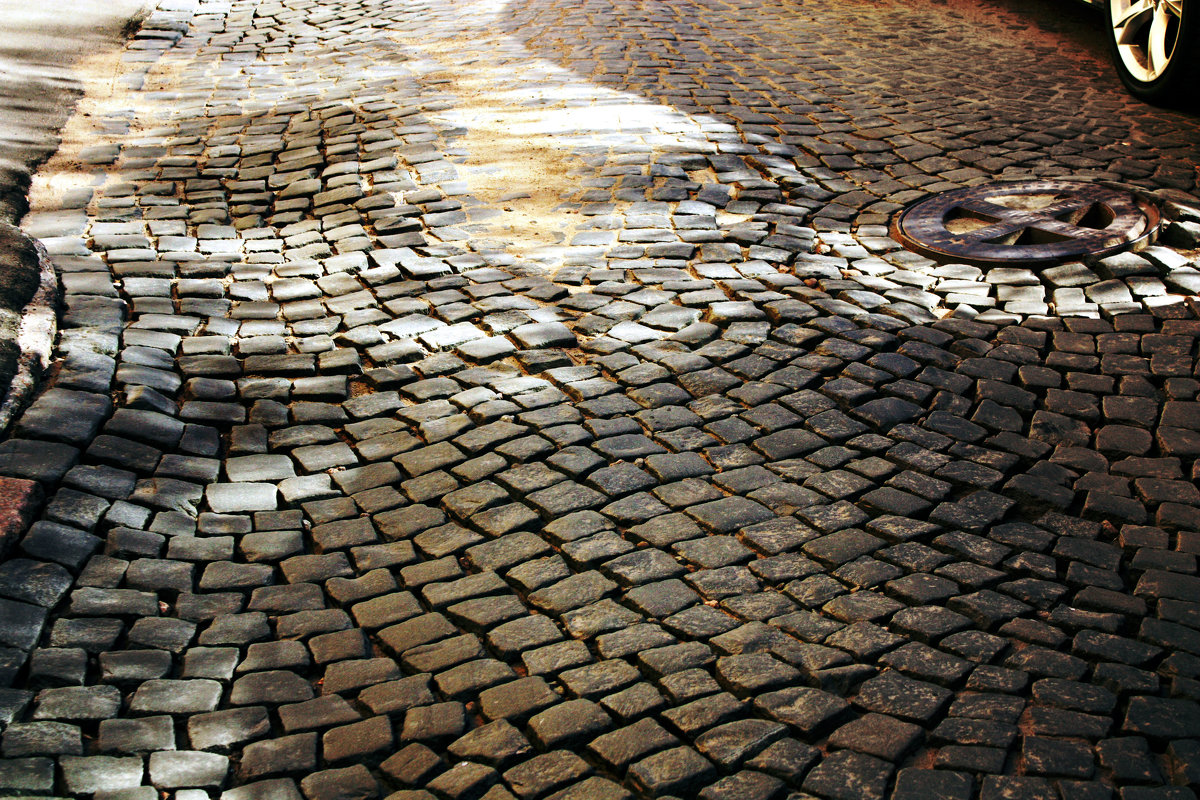 Когда мостовая гуляет - Ирина Румянцева